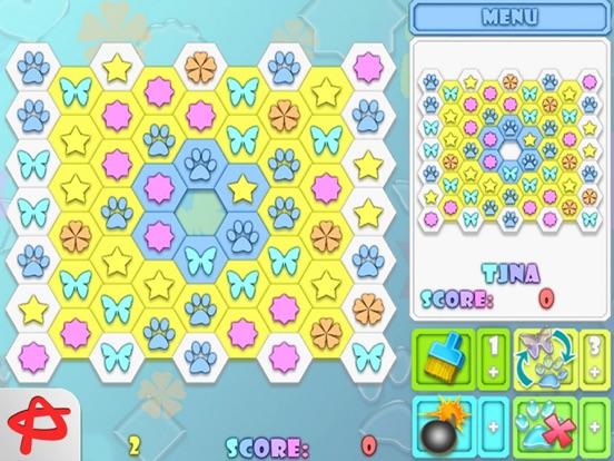 Fitz 2: Magic Match 3 Puzzle screenshot 2