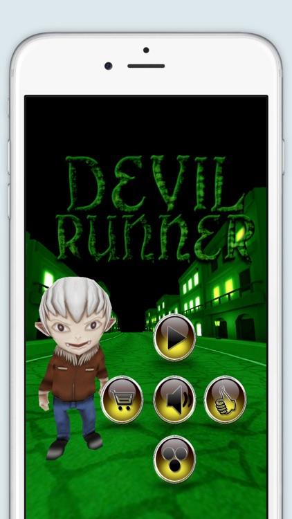 Devil Runner Fun Games For Free
