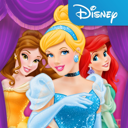 Disney Princess: Story Theater icon