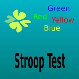 Stroop Test J