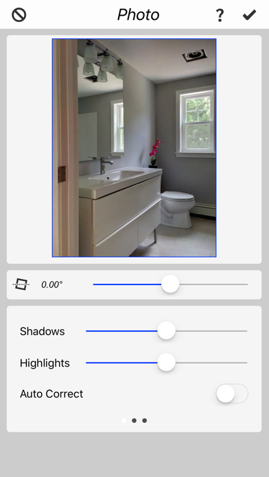 CurbAppeal - HDR Real Estate Camera for MLS and Airbnb property photos Screenshot