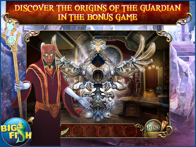 Mythic Wonders: The Philosopher's Stone HD - A Magical Hidden Object Mystery screenshot-3