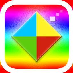 Hello color, give you color! Super fun four color agile games!