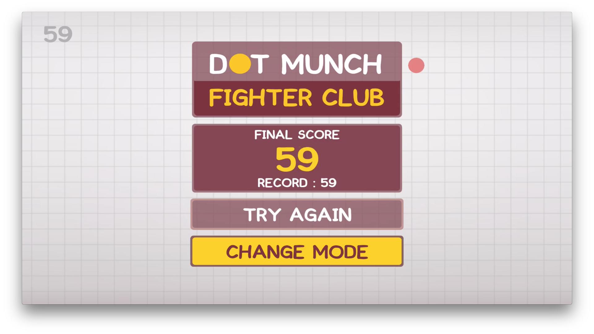 Dot Munch Fight Club screenshot 13
