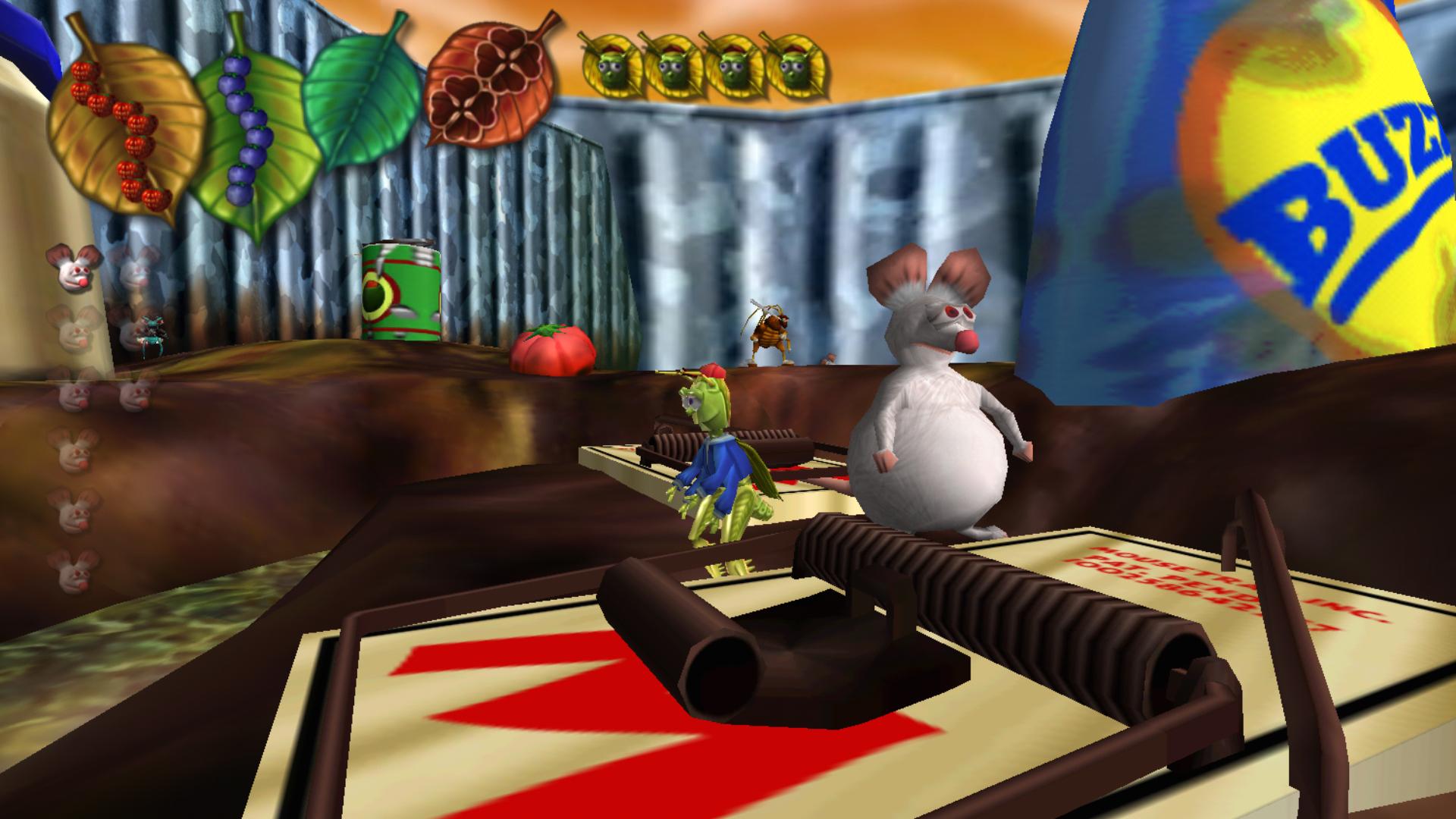 Bugdom 2 screenshot 12