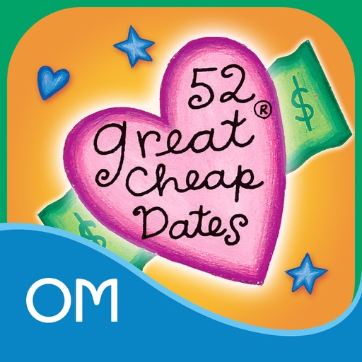 52 Great Cheap Dates icon