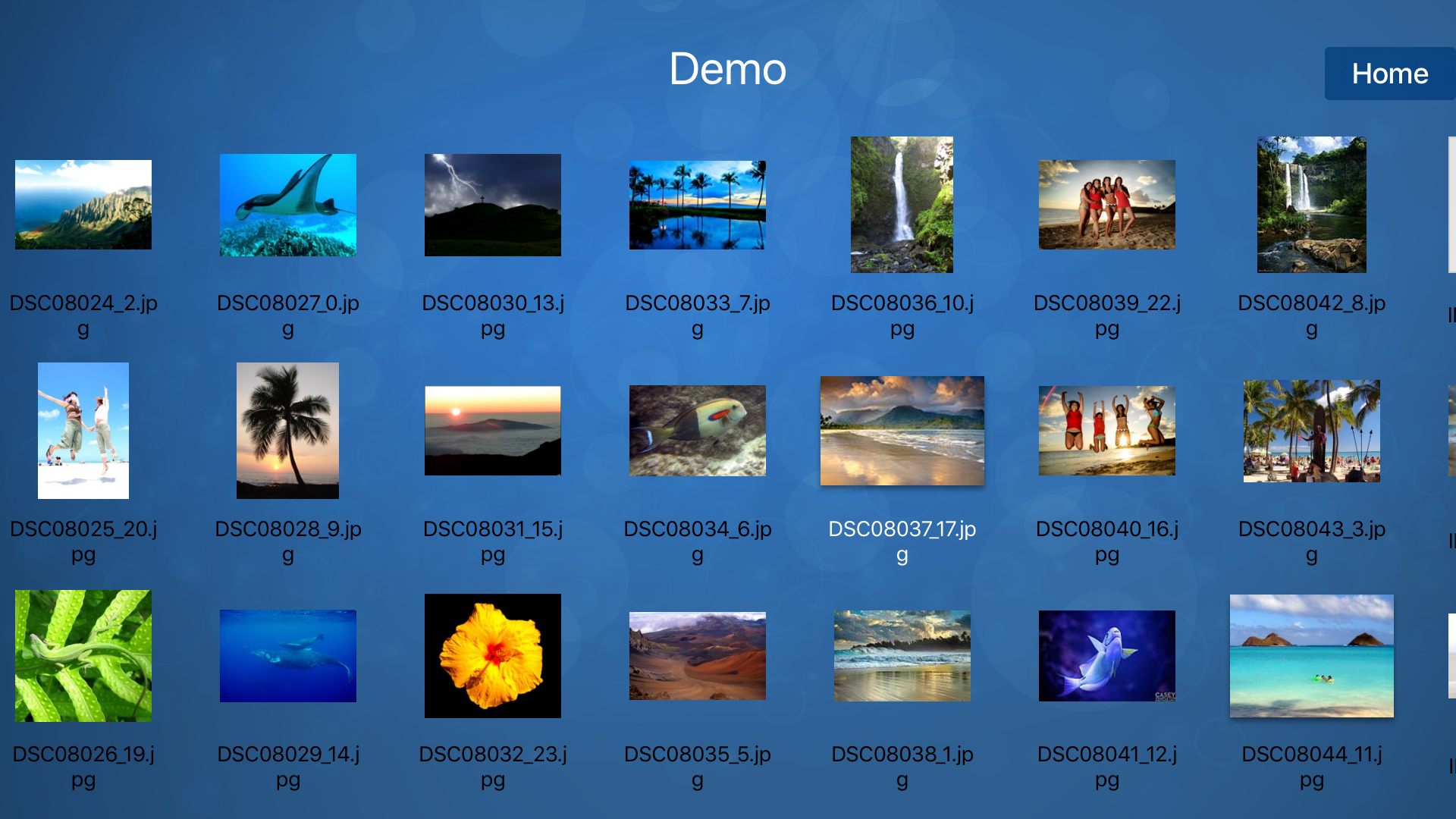FE File Explorer TV screenshot 2
