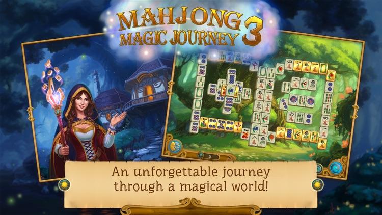 Mahjong Magic Journey 3 Free