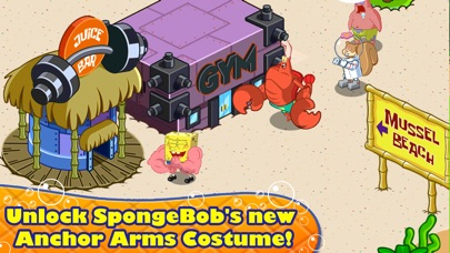 download SpongeBob Moves In apps 2
