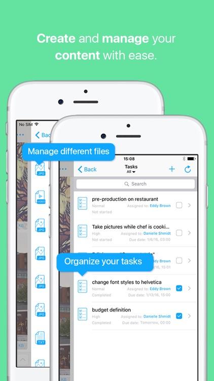 CloseNet - Secure Messenger & Proximity Sharing screenshot-3