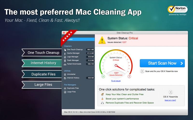 Disk Cleanup Pro - Boost Space скриншот программы 1