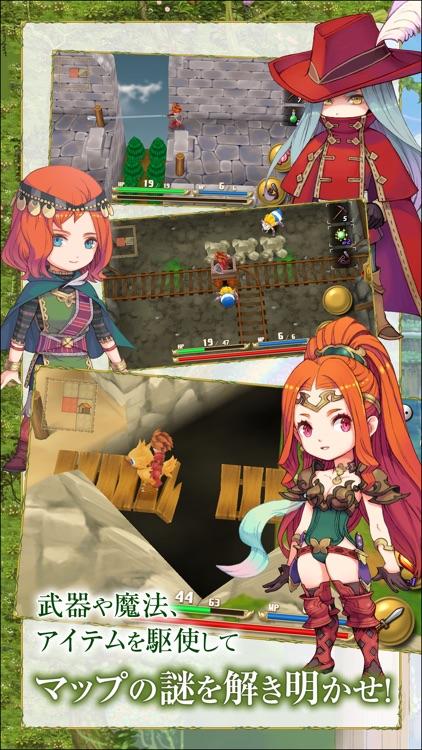 聖剣伝説 -ファイナルファンタジー外伝- screenshot-3