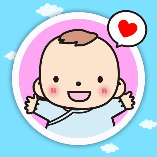 タッチで遊ぼう!おしゃべりボタン - 子ども・赤ちゃん・幼児向けの無料知育アプリ