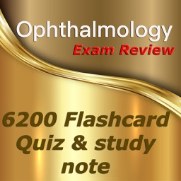Ophthalmology 6200 Study Note & Quiz