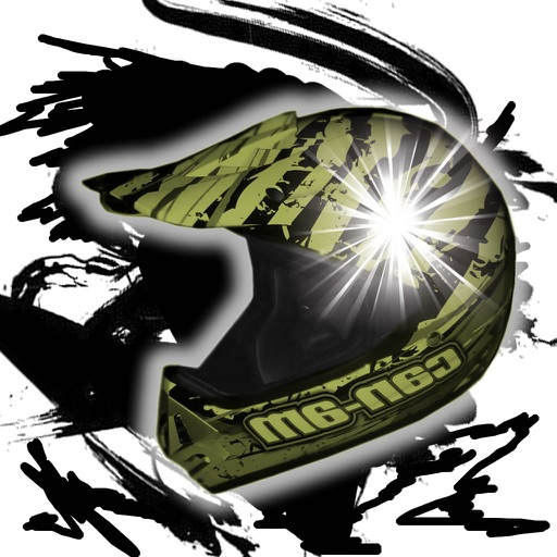 A Wild Trial Motocross - Xtreme Downhill Bike icon