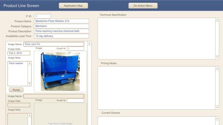 CRM Sales and Marketing DB screenshot-4
