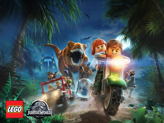 LEGO® Jurassic World™ на iPad