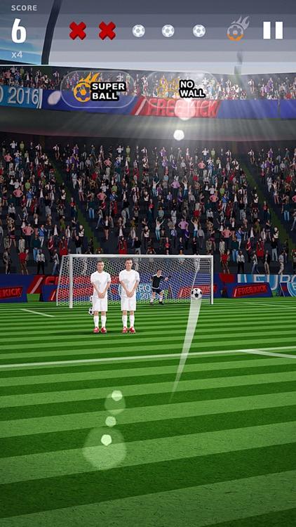 Free Kick - Euro 2016 Edition France