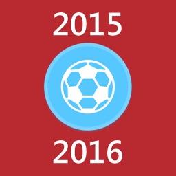 EUROPA Football - 2015-2016