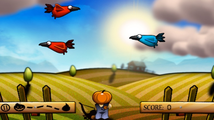 Shoot The Birds With Your Crossbow Free - A Complete Hunting Day screenshot-3