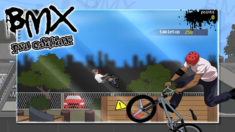 BMX - Pro Edition screenshot-4