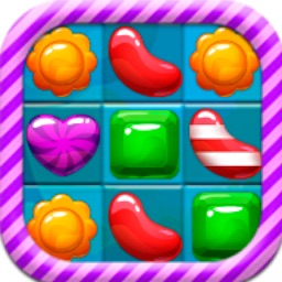 Jelly Fruits - Match 3 Game
