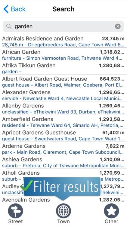 South Africa Travelmapp screenshot-3