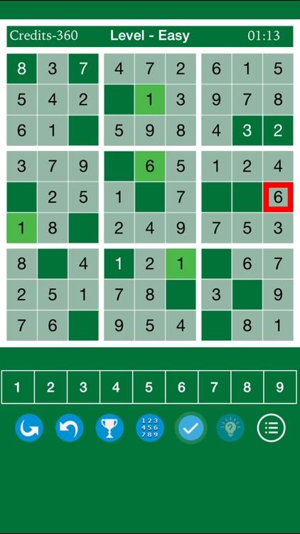 Smart Sudoku - Brain Training Exercises