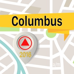 Columbus Offline Map Navigator and Guide