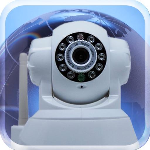 uFoscam: 2way Audio & AV Record iOS App