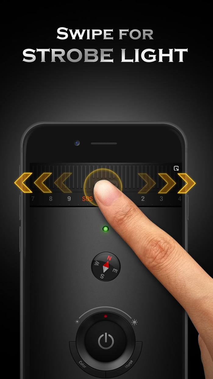 Flashlight Ⓞ Screenshot