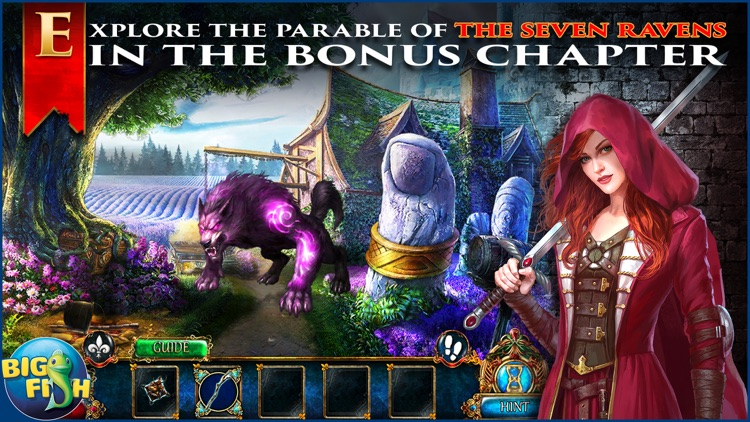 Dark Parables: Queen of Sands - A Mystery Hidden Object Game (Full) screenshot-3
