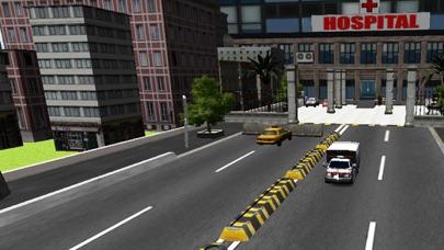 911 Ambulance Help Rescue screenshot one
