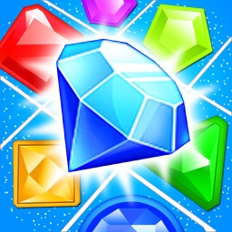 Jewel Blast Mania - Heroes of The Jewel Quest Crush