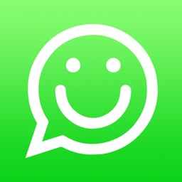 Stickers for WhatsApp, Messages, WeChat, Instagram, Kik, Telegram!
