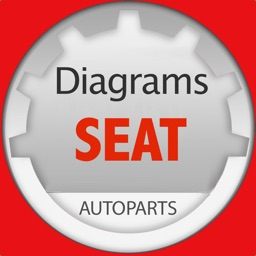 Seat parts and diagrams