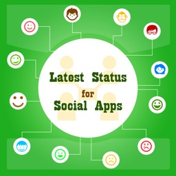 Latest Status for Social Apps