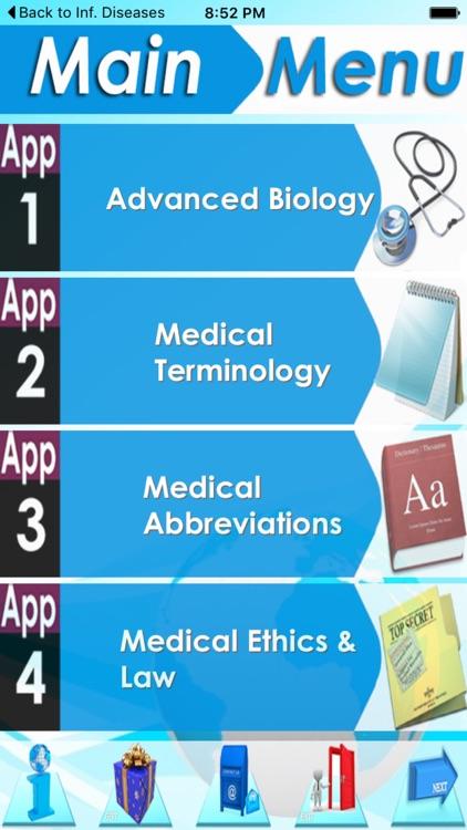 Advanced Biology +2000 study Notes & Quiz