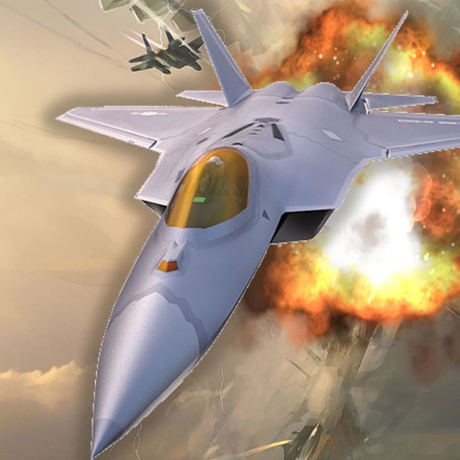Aircraft Infinite Combat Flight - Airplane Heroes icon