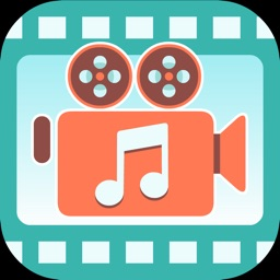Video Merger! Add Music to Video for Instagram, Youtube and Friends.