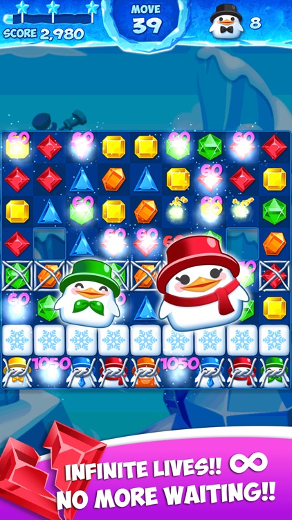 Jewel Pop Mania: Match3Puzzle! screenshot-0