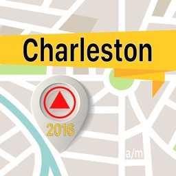 Charleston Offline Map Navigator and Guide
