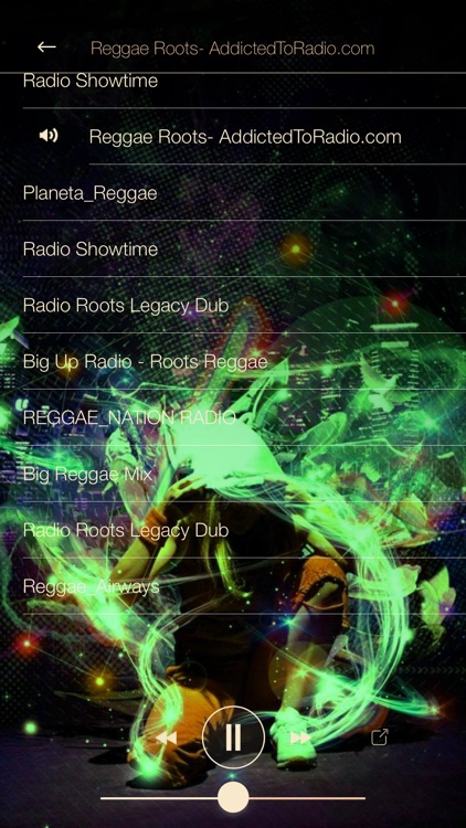 Reggae MUSIC screenshot-3