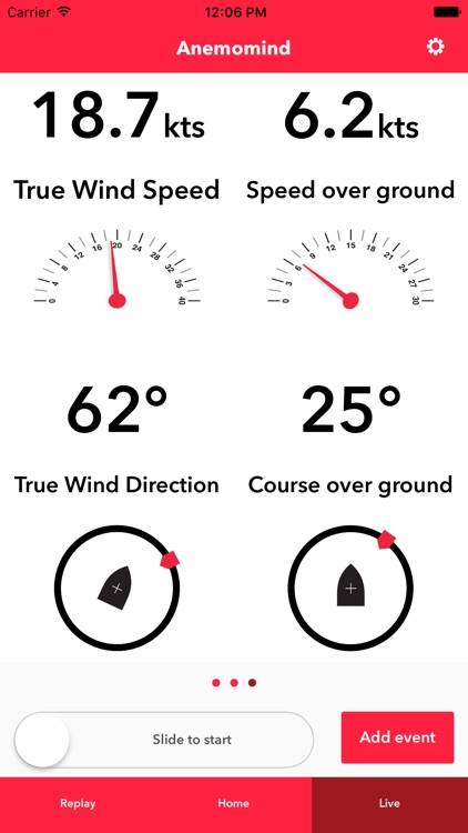 Anemomind Connect screenshot-3
