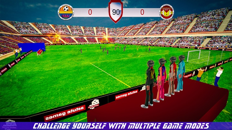 Football Champions Cup 2016: An Ultimate Soccer League Game screenshot-4