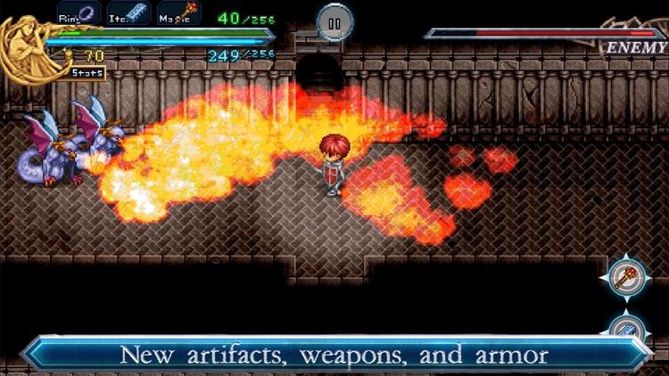 Ys Chronicles II screenshot-4