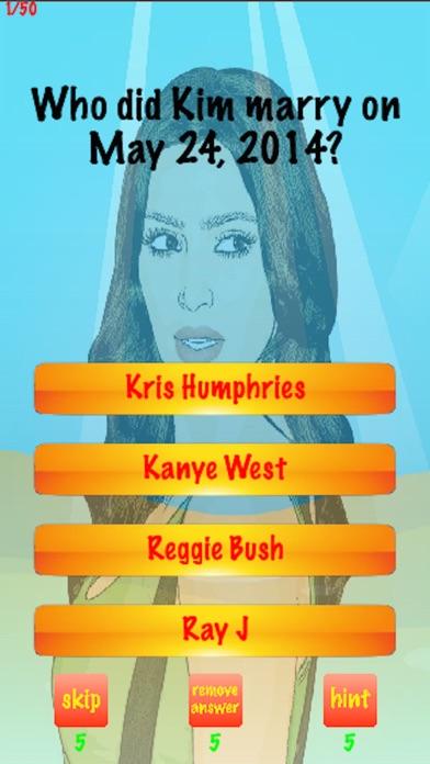You Think You Know Me? Kim Kardashian Edition Trivia Quiz