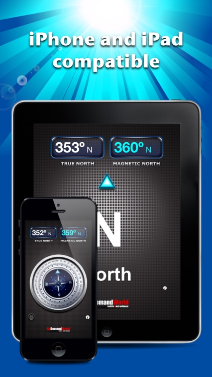 Compass++ Digital PRO - Get a great looking compass! screenshot-4