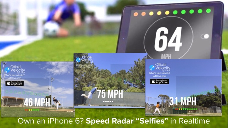 Athla Velocity: Hands-Free Speed Radar (Ultimate Version) screenshot-3