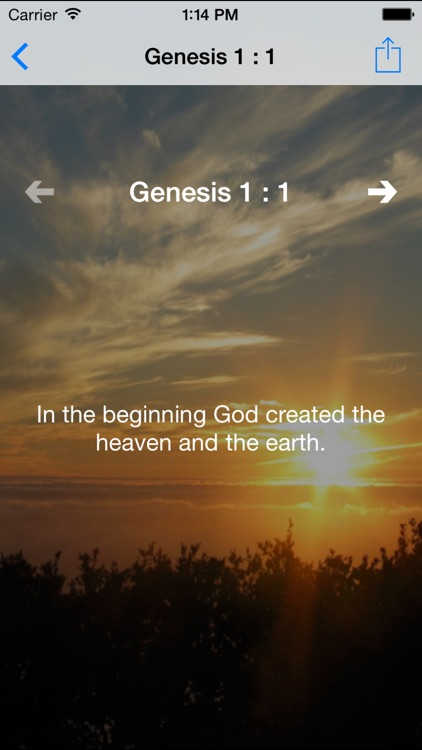 The Holy Bible FREE: King James Version for Daily Bible Study, Readings and Inspirations! screenshot-3